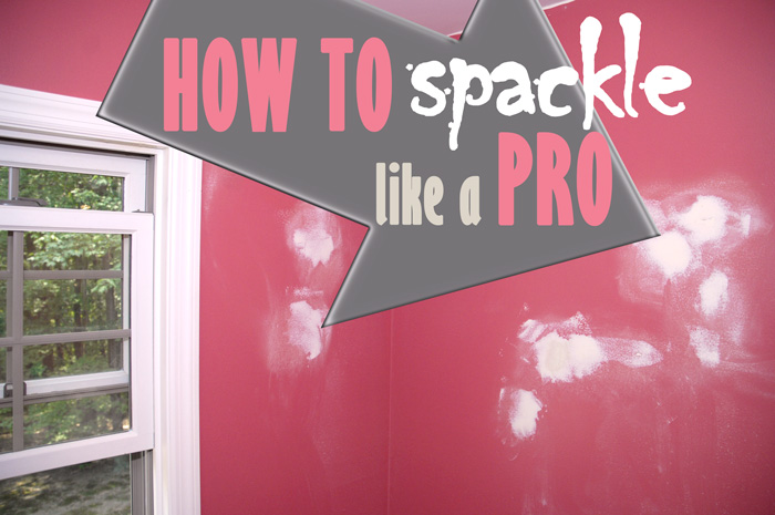 Living Rich On Lessliving Rich On Less: How To Patch Drywall Before Painting