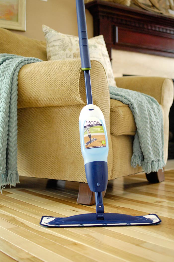 Hickory Floor Sneak Peek Plus Hardwood Cleaning Tips